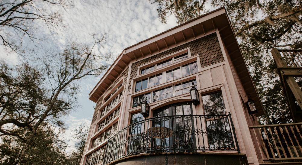 """Southern Living Magazine   """"Plan your next getaway to this magical South Carolina treehouse!"""""""