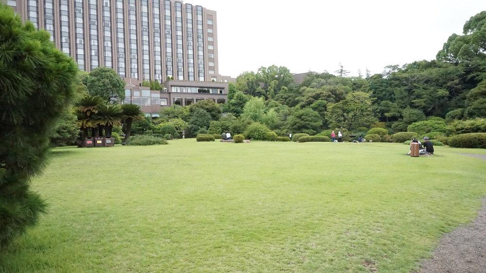 Okuma Garden