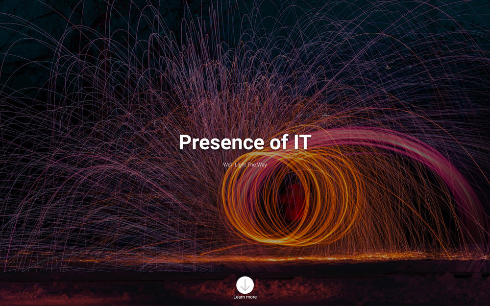 About Presence of IT - Learn More