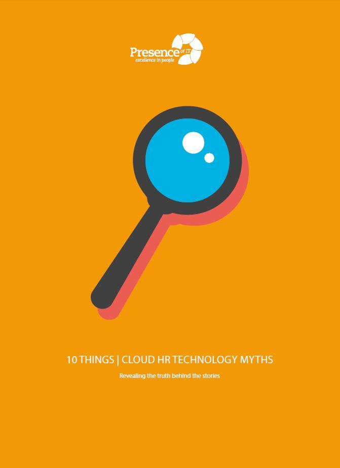 10 Myths of Cloud HR Technology eBook