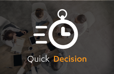 Make a  QUICK  decision, backed by solid, independent analysis