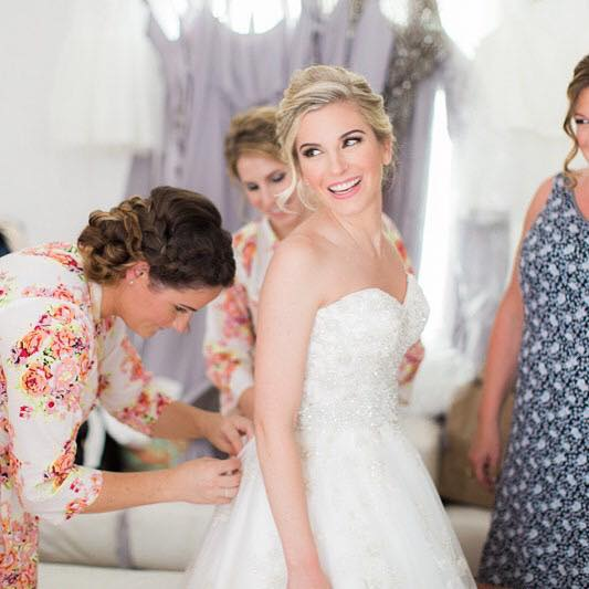 Chic Updos Gallery Wedlocks Bridal