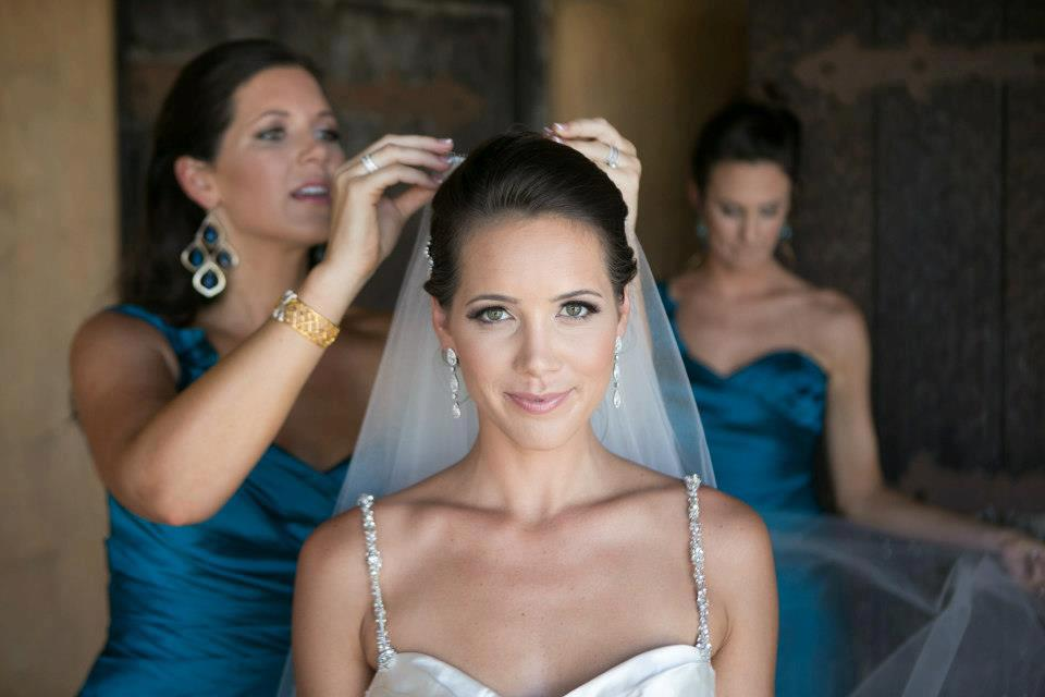 Brunette Bride Sleek Updo.jpg