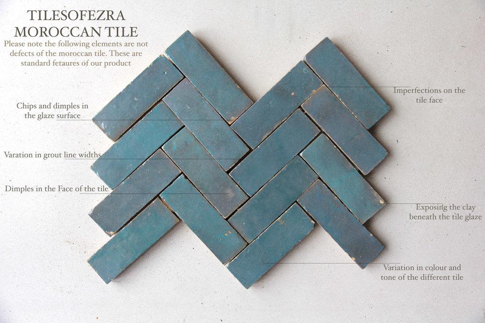 Moroccan Tile Standard
