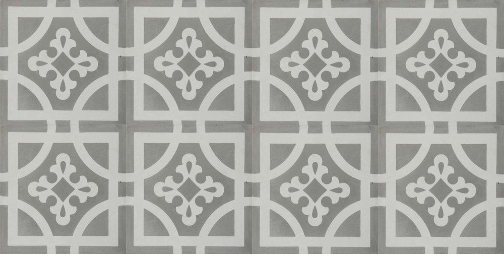 V20_136 Grey Pattern