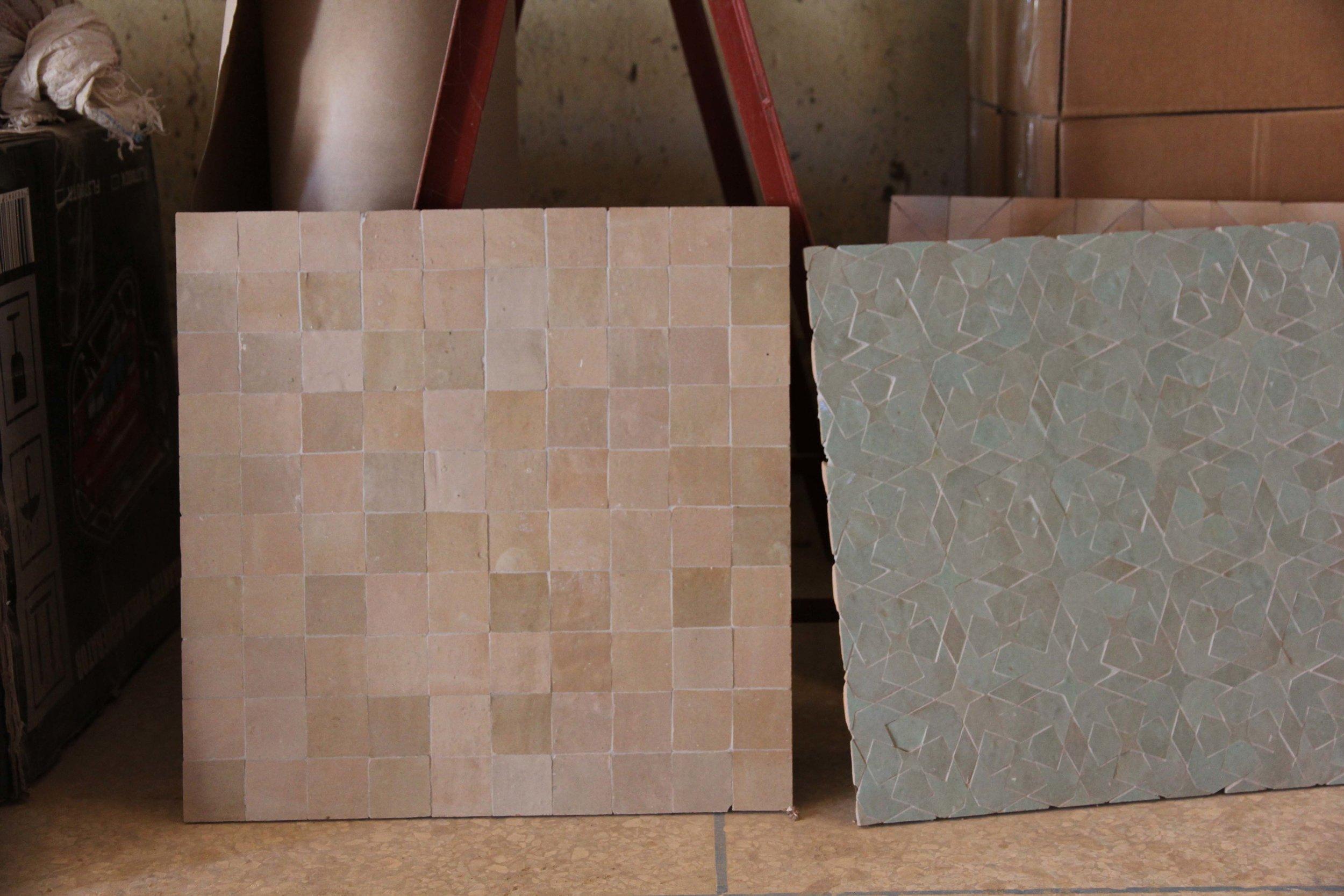 Meet The Makers TILES OF EZRA - Artisan tiles sale