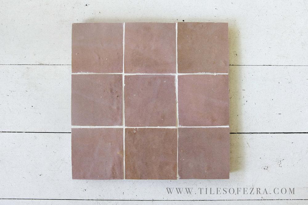 ZEL001B Moroccan Pink I IN STOCK