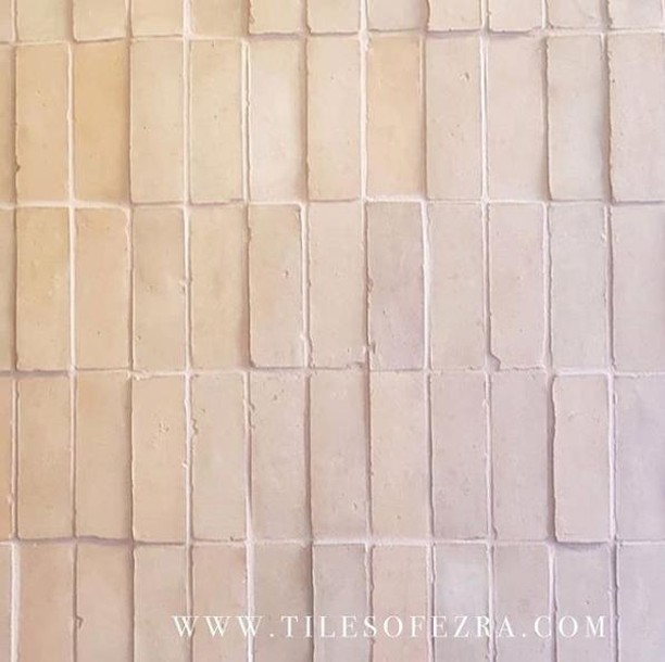 The FL005, in unglazed.  Our director @georgia_ezra says, 'When @designbygolden get their hands this..it looks a little like this! Swooning forever!' . . . #zellige #zelij #moroccantiles #melbourne  #interiordesire #interiorinspo #handmadetiles #interior4all #interior123 #interiores #myhome #interiorstyling #interiordecor #livingroom #instahome #decor #homedecor #designer #decoration #furniture #homedesign #house #instadesign #architecturelovers #architect 