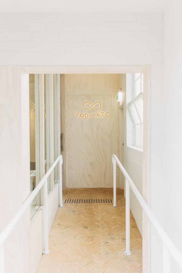 Tilesofezra FL005 Moroccan Floor Natural Bejmat Floor Tile YOga studio .jpg