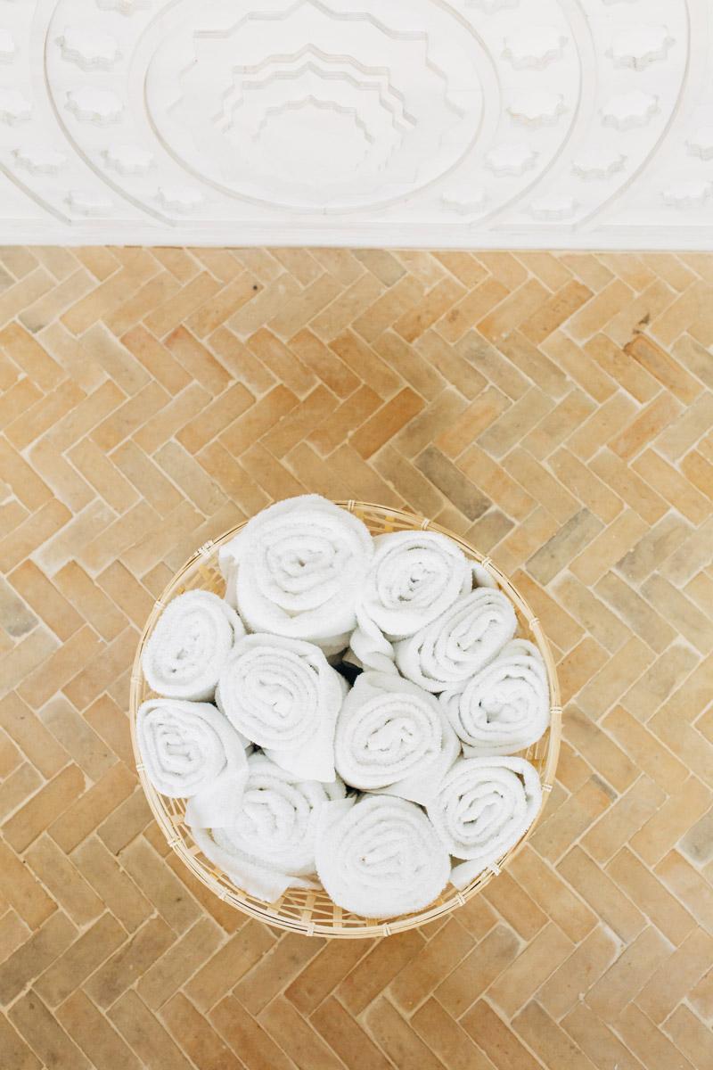 Tilesofezra FL005 Moroccan Floor Natural Bejmat Floor Tile YOga studio C.jpg