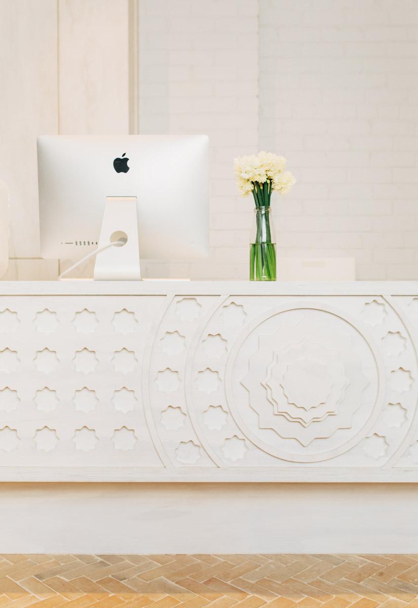 Tilesofezra FL005 Moroccan Floor Natural Bejmat Floor Tile YOga studio E.jpg