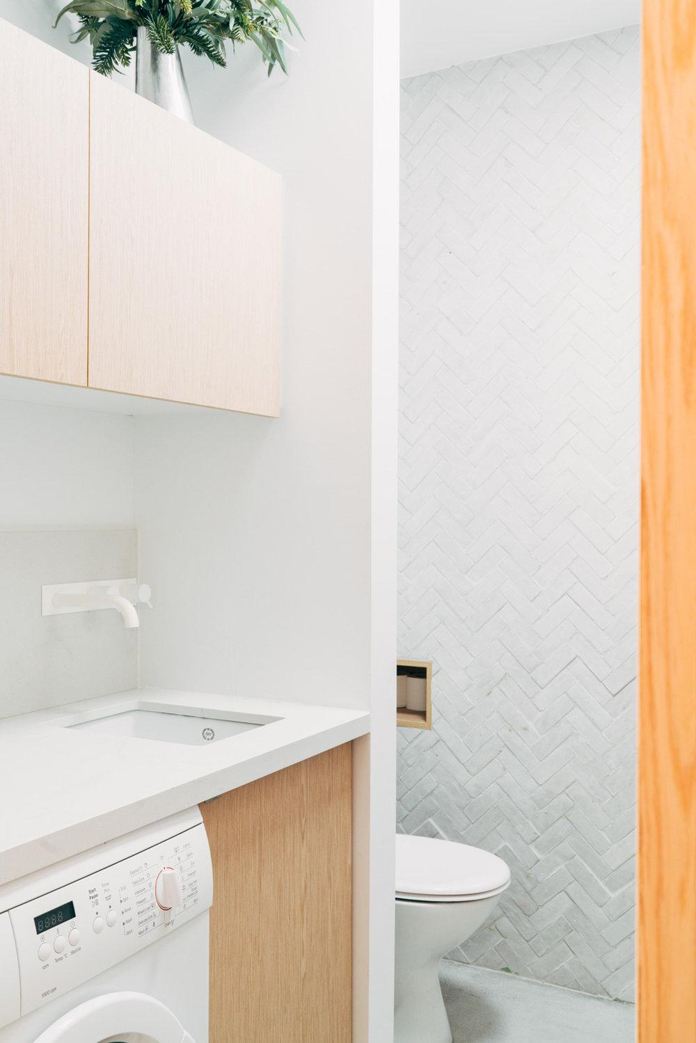 Tilesofezra BEJMAT Igloo feature wall moroccan tile B GABBE Interior design.jpg