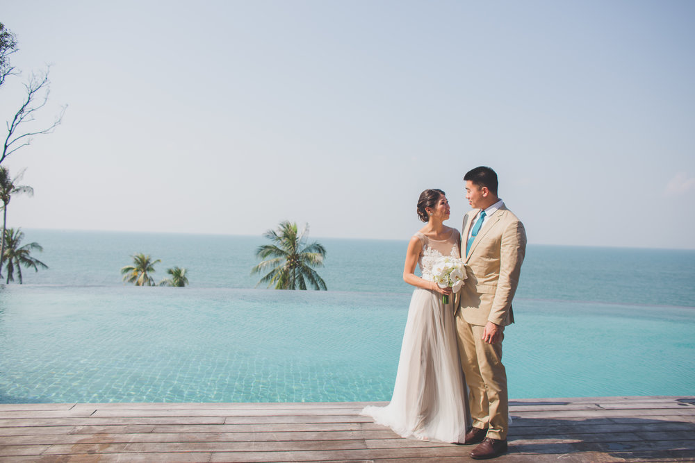 CAT & RAY  Koh Samui, Thailand — Christine Farah Photography