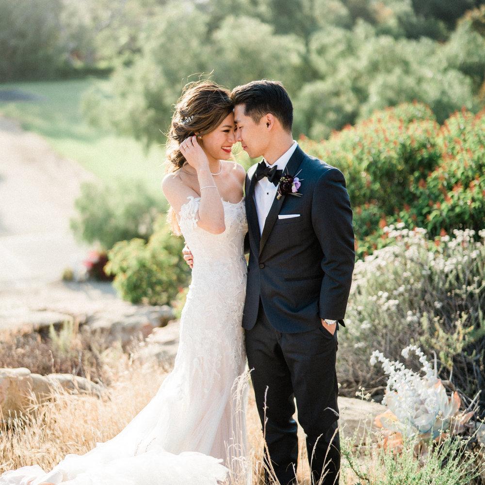 ADRIANA & BRIAN  Santa Susana, CA — Stewart Uy