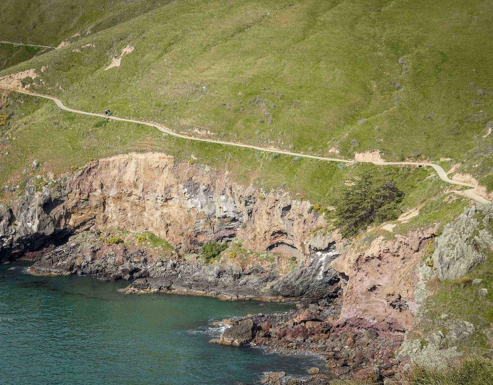 4.Walk around the Coastal WW2 Defences - @SandyBTaylors Mistake Walk