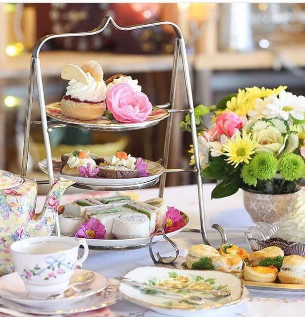 5. Little Sister Cafe High Tea