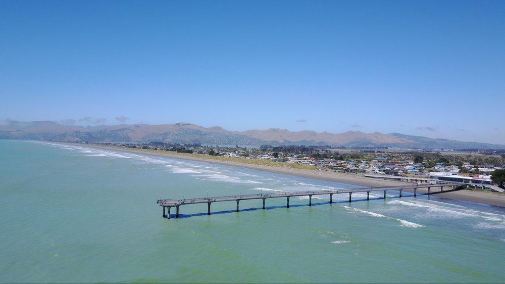 4.  Walk the pier