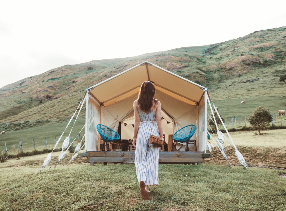 Book a night away Glamping - 664 New customers saved to go323 Clicks1,978 Views82 Website Clicks8 weeks