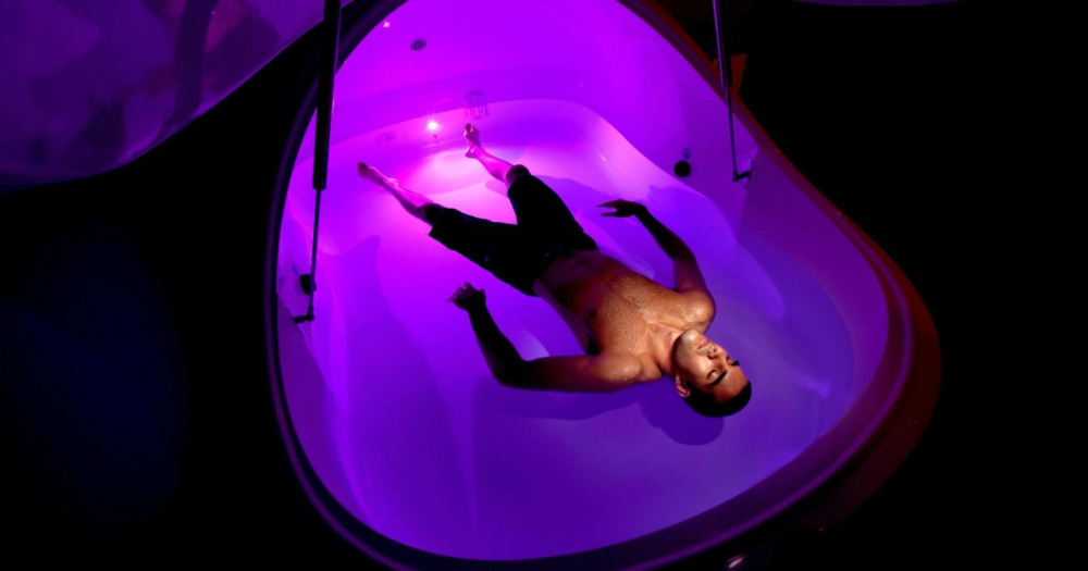 Float, relax and unwind -