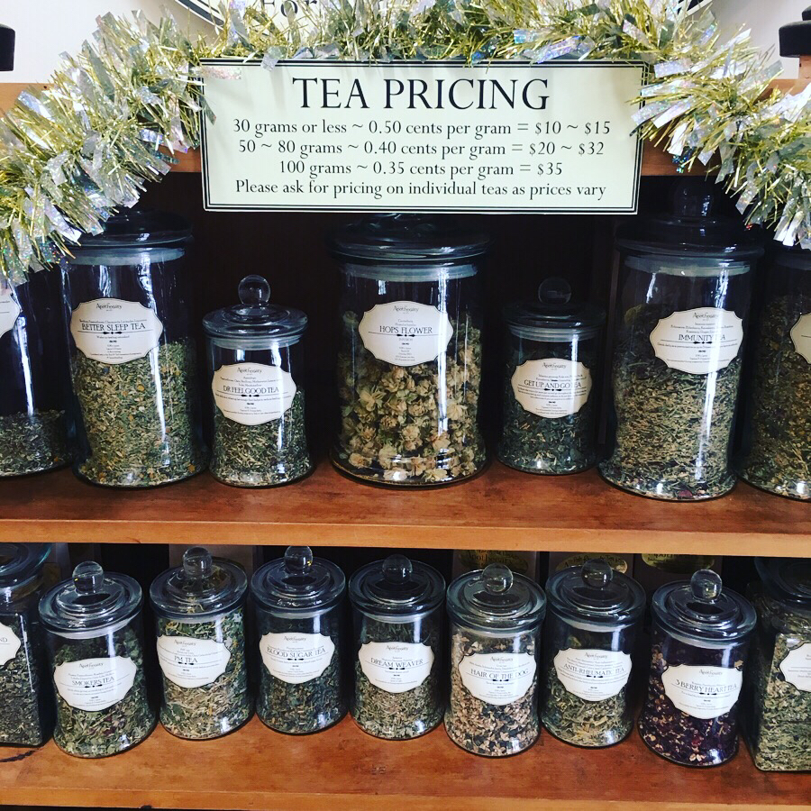 Make your own tea recommend by Romer
