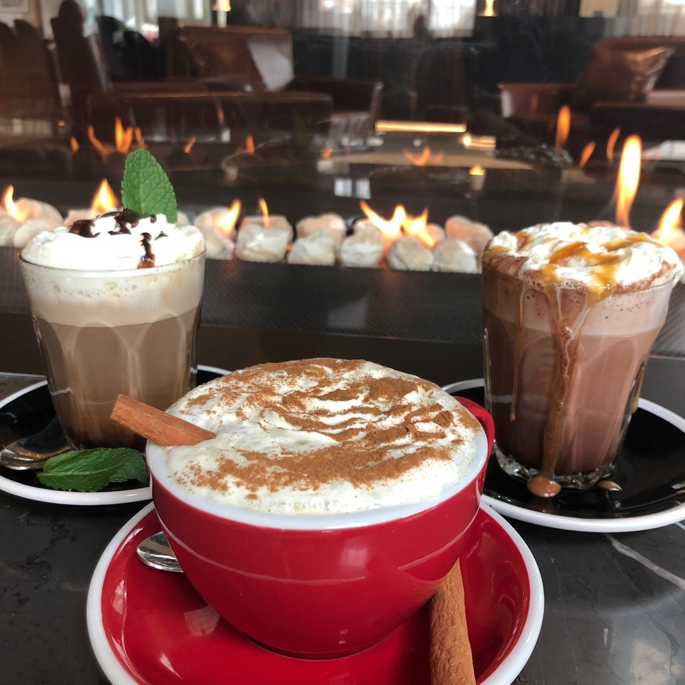 2. TRY THE WINTER WARMER RANGE AT CAFE 1851!