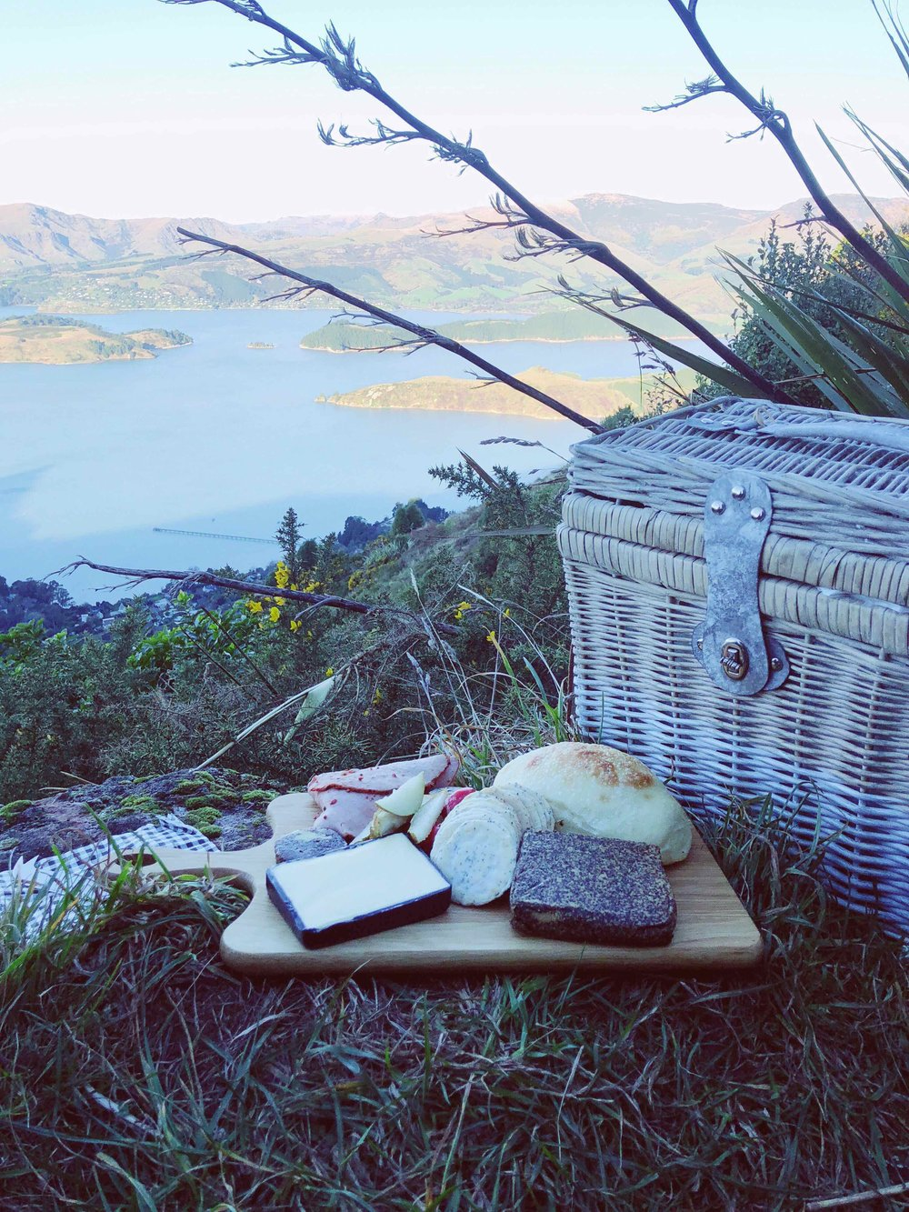 5. PACK A PICNIC WITH LOCAL BREADS AND CHEESES AND FIND THIS SPOT ON SUMMIT ROAD