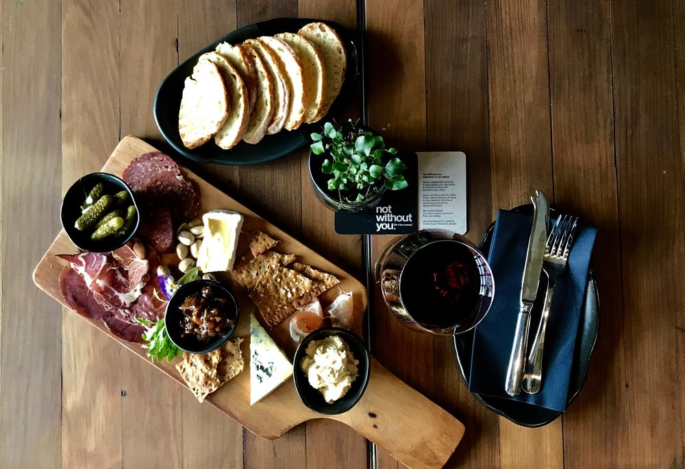 1. Discover the latest wine, craft beer and cheese bar focused on locals at NWY right in the city