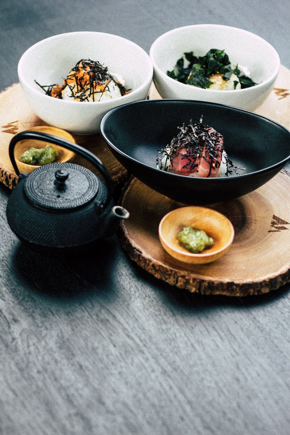 2  . Book a Japanese Father's Day early with a limited time tasting menu and a la crate menu