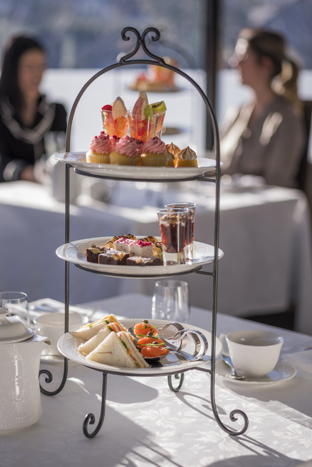 1. High Tea with your special number one at The George - 1. High Tea with your special number one at The GeorgeEnjoy a little bit of elegance over a high tea with friends. Perfect for Father - daughter times, an afternoon with the girls, or perhaps as a hens party. Available from 11:00am until 4pm Monday to Friday Available 11:30am until 4pm Saturday and Sunday Bookings essential, please call us direct on 03 371 0250 to book your High Tea experience at The George.#bucketlist #family #girlsday