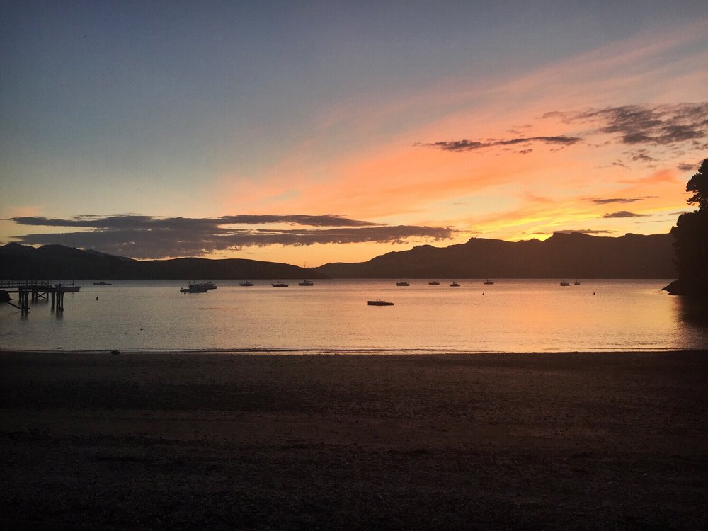 3. WATCH THE SUNSET ON A WALK FROM CORSAIR BAY TO MAGAZINE BAY - Walk from Magazine Bay to Corsair Bay for a great way to relax and enjoy the sunset.#Free #Walk #Healthy #MHAW📷 Uploaded by rubie_mclintock