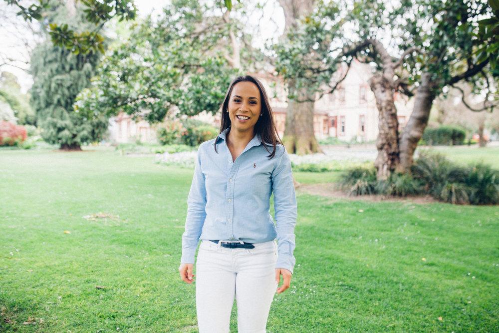 Romer app founder Emily Heazlewood for Mental Health Awareness Week