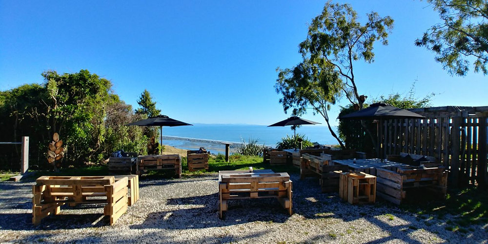 4. PICNIC WITH A VIEW - Great coffee with the great view overlooking the ocean. Take in the sweeping views the real kiwi way on Summit Road.