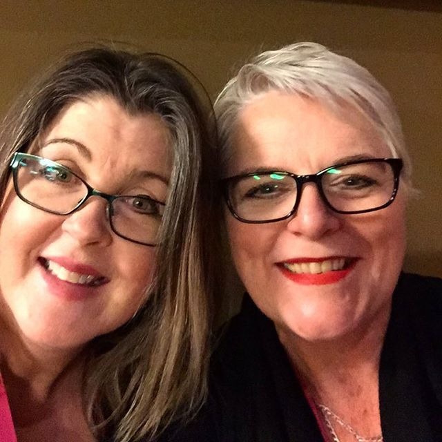 Day 2, Convergence 2018 about to run my second masterclass on meaning & purpose at work - chatting with Sonia Irwin, founder of Convergence! Awesome event Sonia! #converg2018 #talksthatmatter #conference #meeting #bettercommunication #melbourne