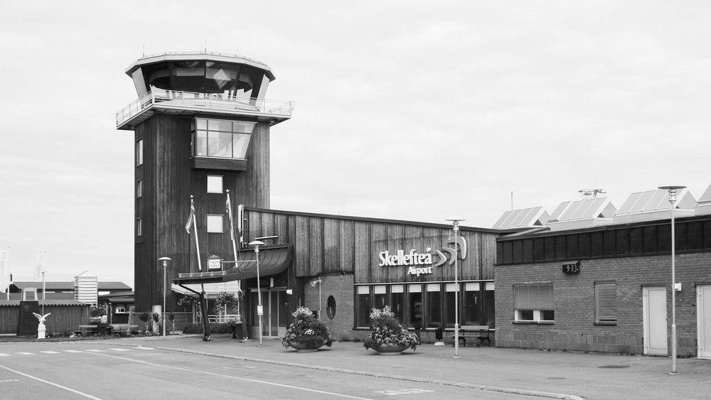 ESNS - Skellefteå City Airport