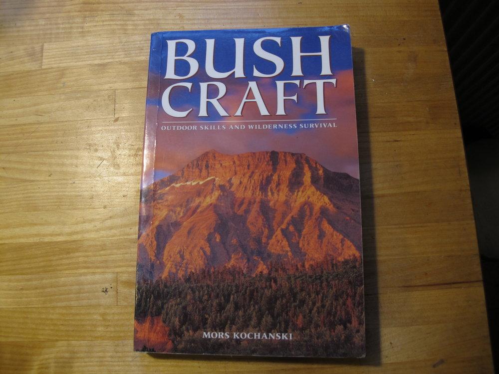 """'Bushcraft' af Mors Kochanski er en bibel for mange, der interesserer sig for naturhåndværk - også kaldet """"bushcraft""""."""