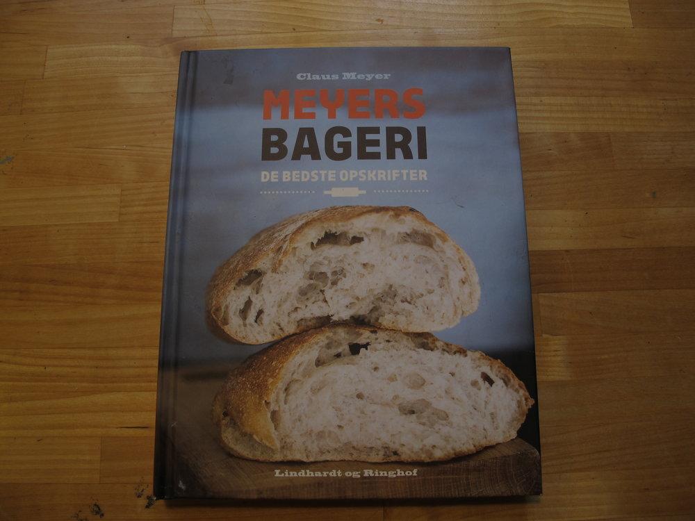 'Meyers Bageri - de bedste opskrifter' af Claus Meyer