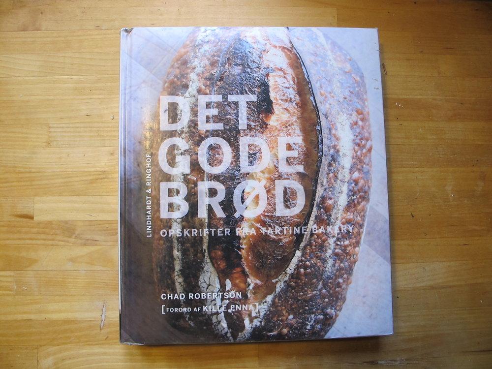 Chad Robertsons 'Det gode brød' kan varmt anbefales.