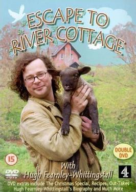 Hugh Fearnley-Whittingstall er den sympatiske vært i selvforsynings- og madlavningsprogrammet 'River Cottage'. Det kan varmt anbefales.