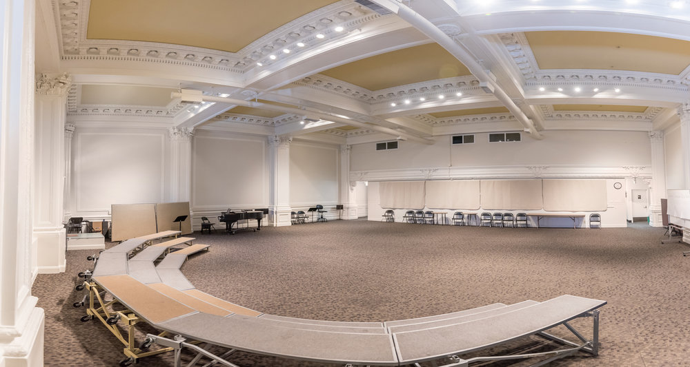 Copy of Chorissima Hall | 1st Floor