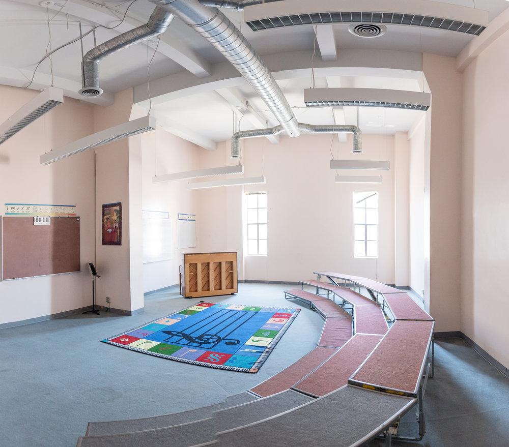 Level II Room | 3rd Floor