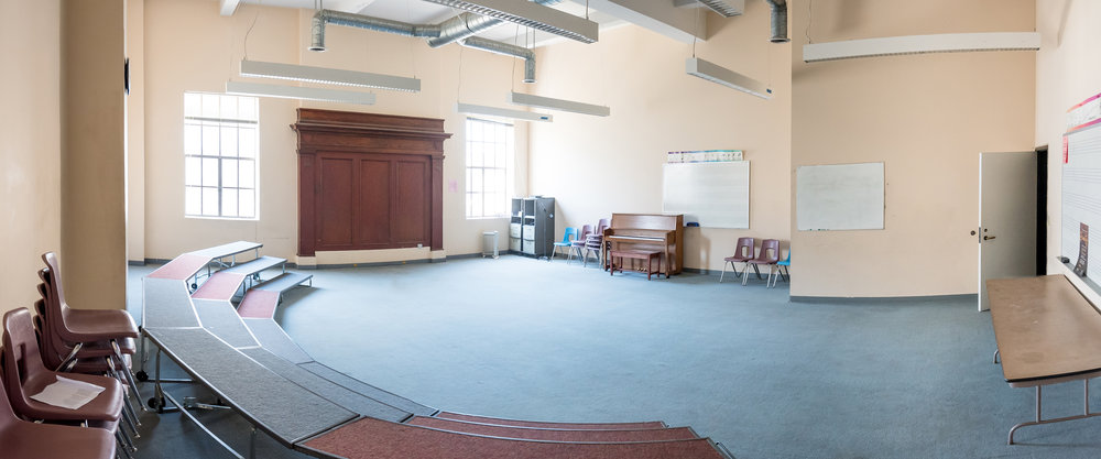 Level III Room | 3rd Floor