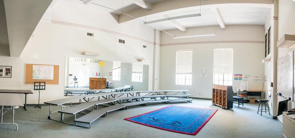 Level IV Room | 3rd Floor