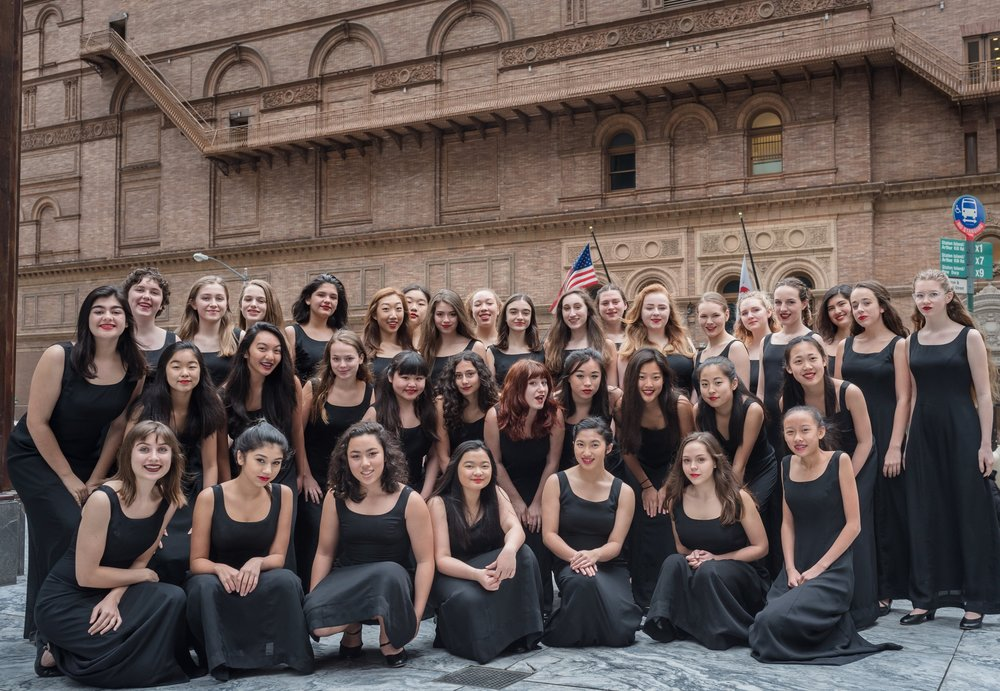 San Francisco Girls Chorus (photo credit Carlin Ma)