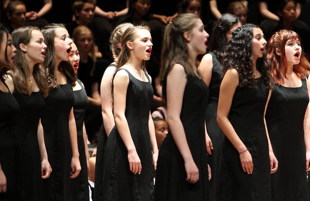 San Francisco Girls Chorus (photo credit Ben La)