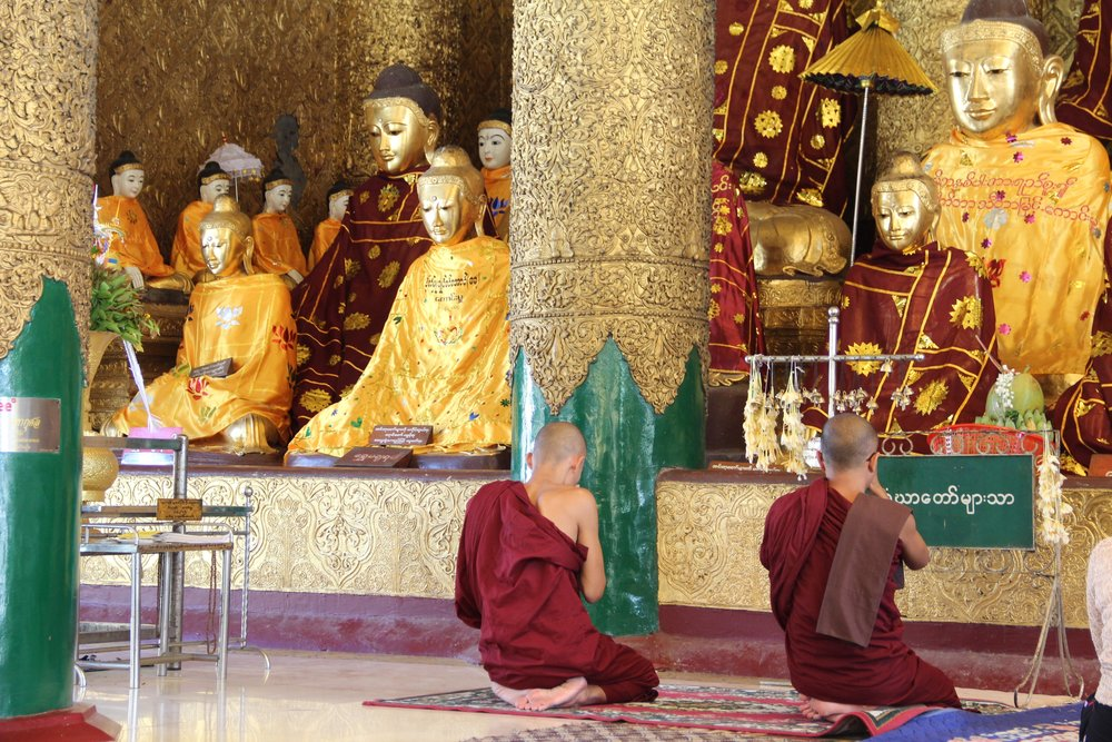 Budismo-myanmar