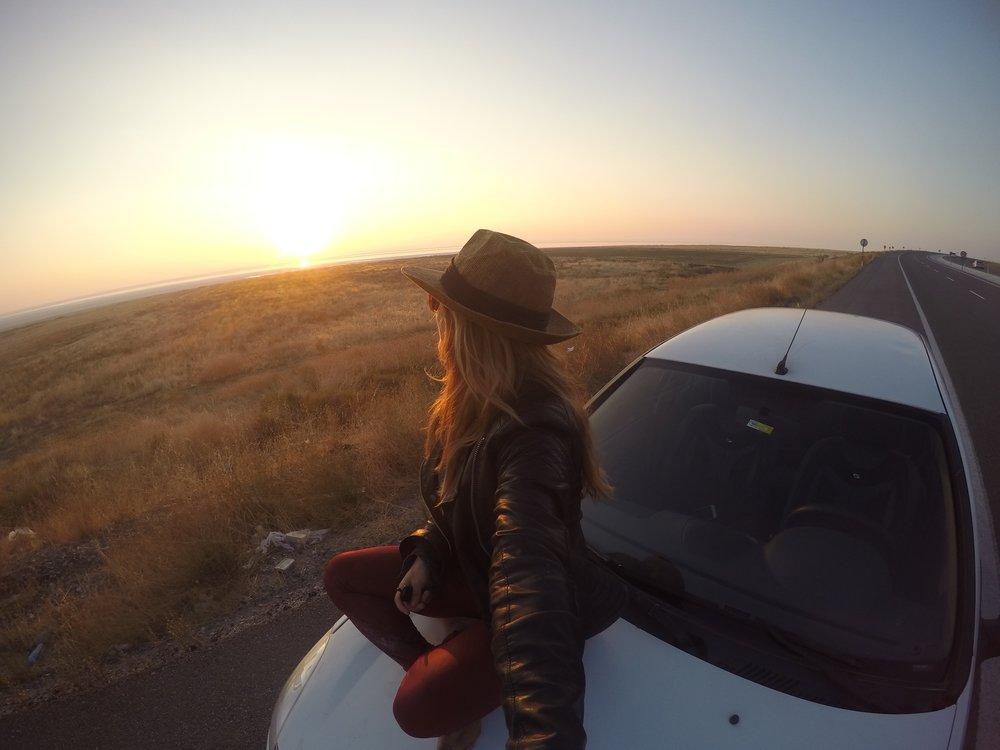 Viagem de Carro pela Turquia