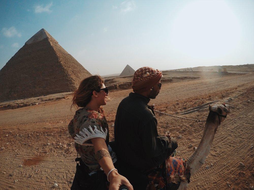 viagem pelo Egito