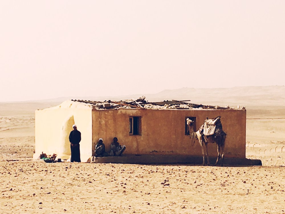 Mochilão Egito