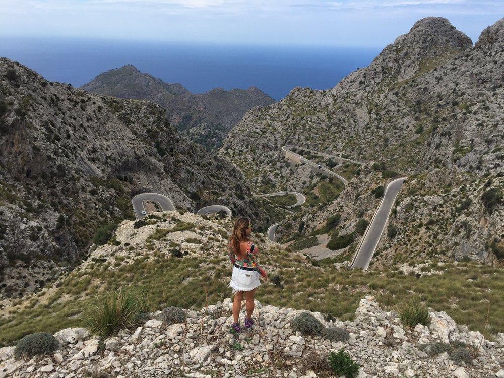 serra da Tramontana Mallorca