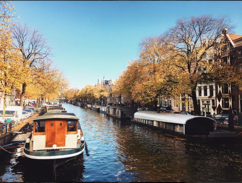 Amsterdam Canais